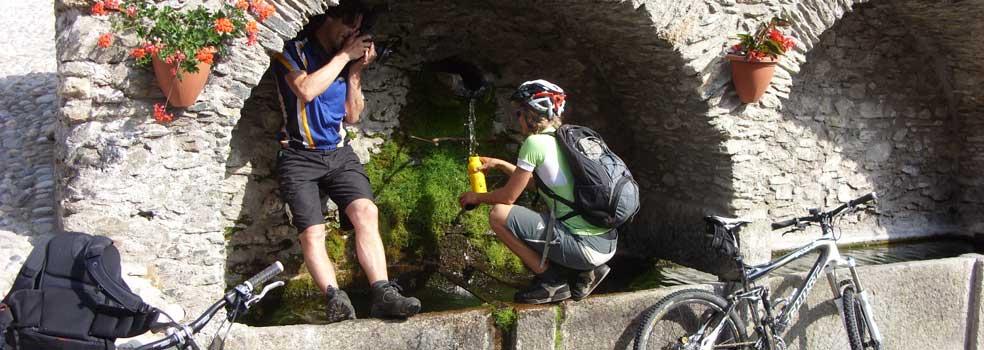 Spass, Anstrengung und Erholung im Biker-Paradies Comer See.