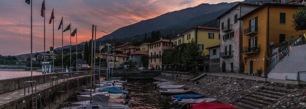 Winterimpression Lago di Como Musso