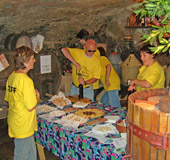 Vercana in Cantina / Weinfest 2010