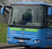 Busfahrplan für Herbst/Winter und Frühling