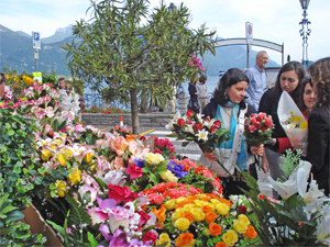 Blumenfest Menaggio