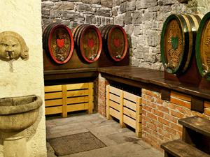 Verkostung in Weinkellerei