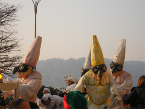 Karneval am Comer See