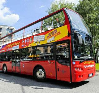 Bus-Besichtigungstour Como