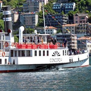 Sonntags-Kreuzfahrt mit der  Concordia