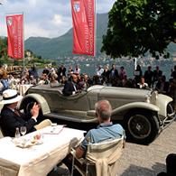 Oldtimer-Treffen Villa d'Este