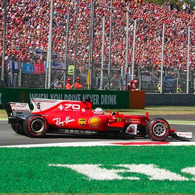 Formel-1-Grand Prix  Monza