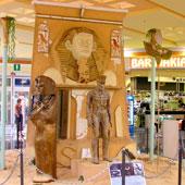 Einkaufszentrum FUENTES