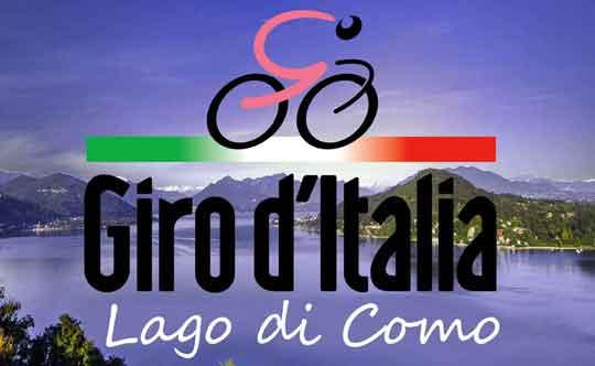 Giro d'Italia am Lago di Como
