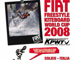 Kiteboard World Cup am Comer See