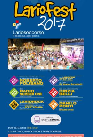 Lariofest 2017
