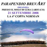 Paragliding -  Gera Lario