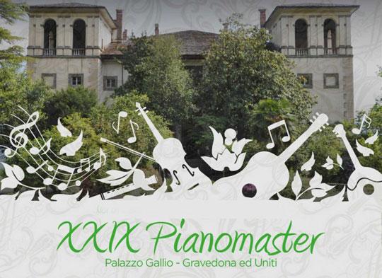 Festival Pianomaster Gravedona