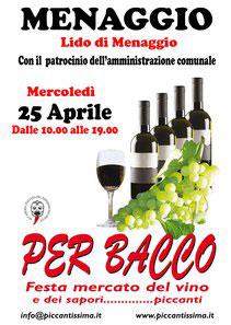 Markt mit Weinfest