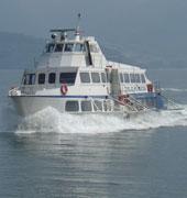 Schiffsfahrplan für Herbst-und Wintersaison