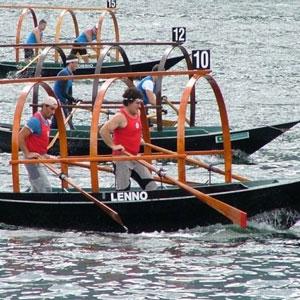 Ruderboot-Wettkämpfe