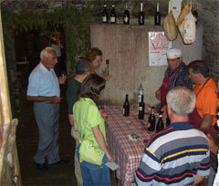 Vercana in Cantina / Weinfest 2011