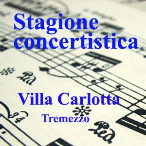 Konzerte in der Villa Carlotta
