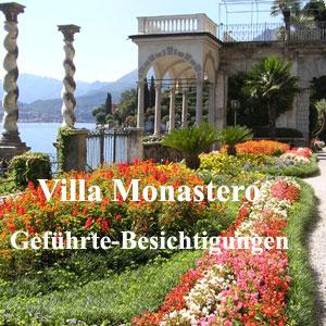 Villa Monastero-Geführte Besichtigung