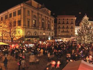 Weihnachtsmarkt und viele Anlässe in Lugano