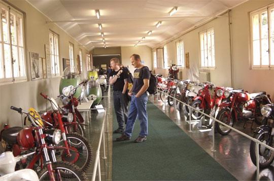 Museo Moto Guzzi / Moto Guzzi-Werksmuseum
