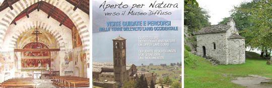 """Geführte Besichtigungen """"Aperto per Natura"""" Alto Lario"""
