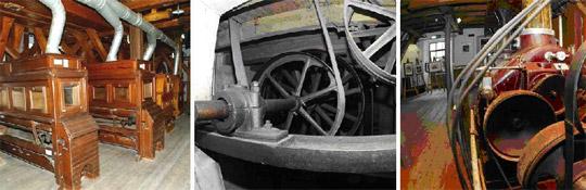 Museum Bottonera Mühle -Mulino di Bottonera