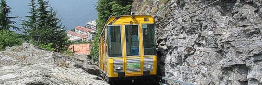 Standseilbahn von Como nach Brunate
