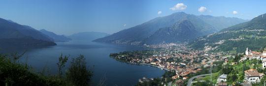 Comer See / Lago di Como