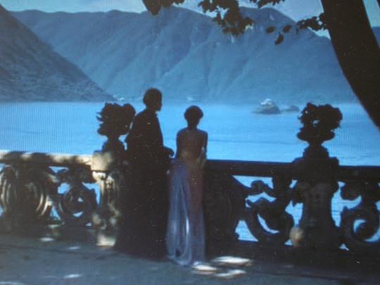 George Lucas -Star Wars und Villa Balbianello