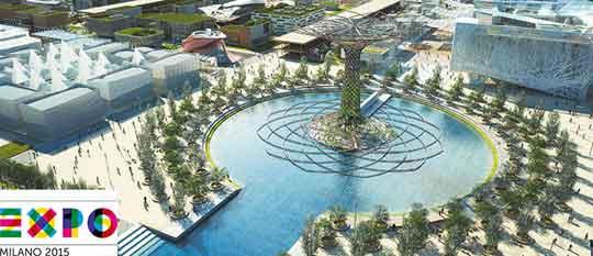 News und Infos von der Weltausstellung Expo 2015