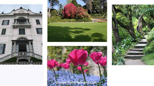 Villa Carlotta-Fototour