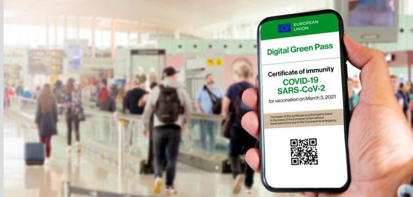 Italien Green Pass ab 6. August 2021 zwingend erforderlich