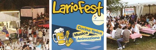 Lariofest Sommerfest