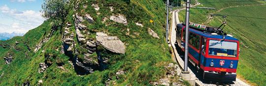 Bergbahn Monte Generoso