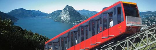 Seilbahnen /  Bergbahnen Comer See-Gebiet [Überblick]