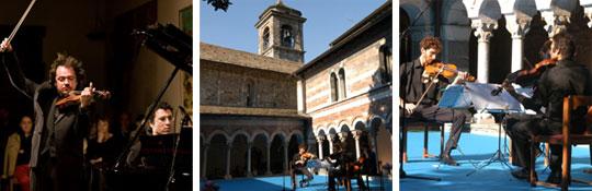 Festival Musica sull´ Acqua  in Piona – Colico