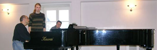 Musikschule: International Piano Academy Lake Como