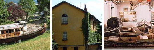Museo della Barca Lariana / Schiffs-Museum Comer See