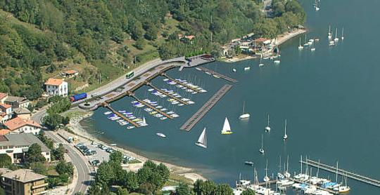Sporthafen Domaso