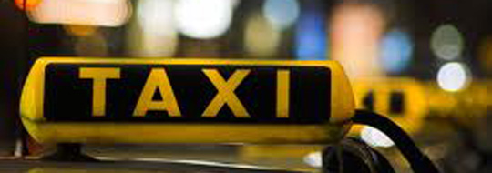 Taxi Comer See