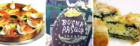 Ostern in Italien am Comer See