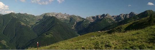 Val Gerola - Valle del Bitto