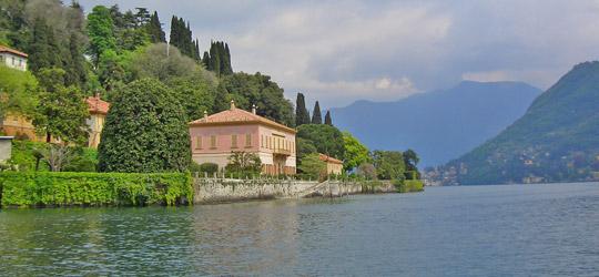 Villa Pizzo in Cernobbio