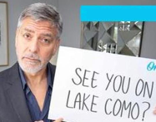 lake como-coronavirus-donation-from-clooney