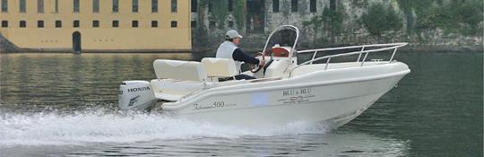 Schifffahrtsregeln Comer See (Wassersport)