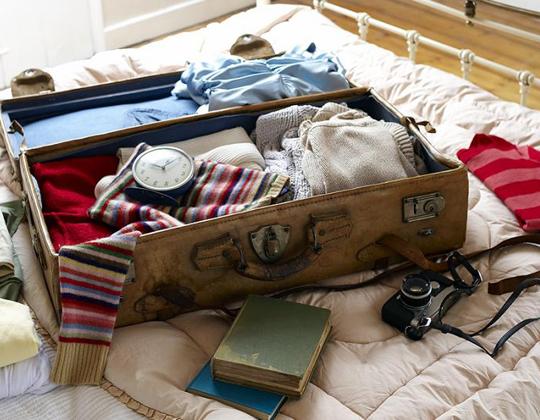 Checkliste zur Urlaubsvorbereitung