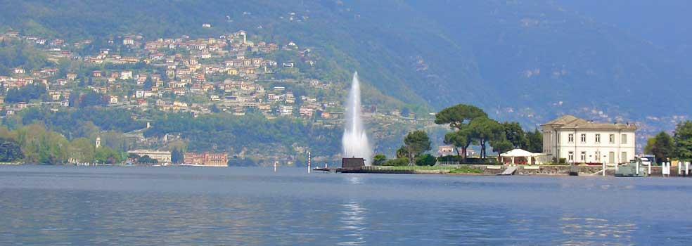 Como Springbrunnen
